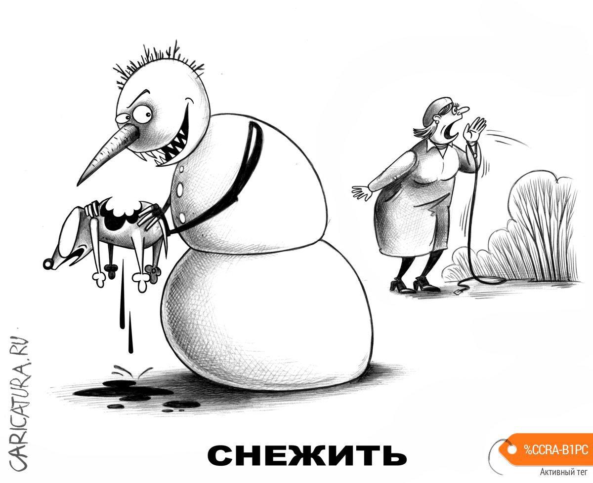 Снежить, Сергей Корсун
