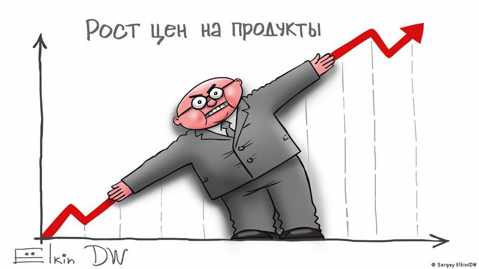 Рост цен на продовольствие в России, Сергей Елкин
