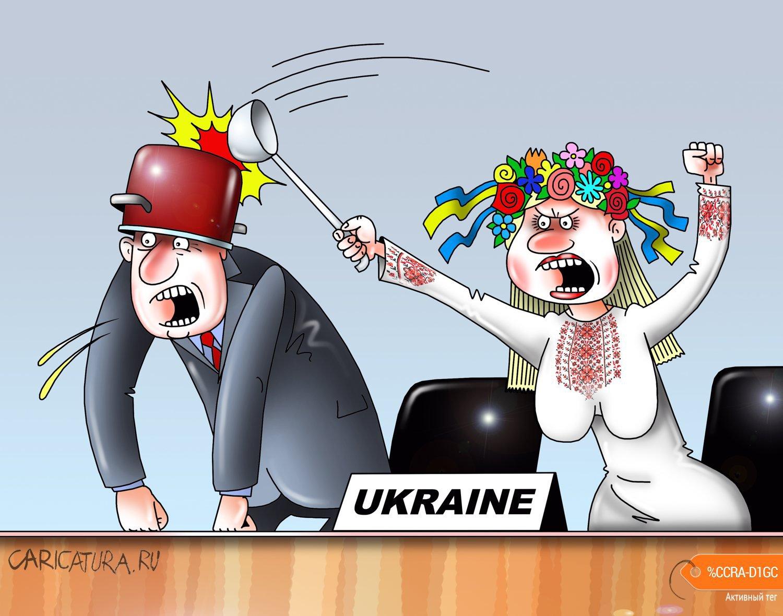 Делегаты Украины сорвали выступление представителя, Сергей Корсун