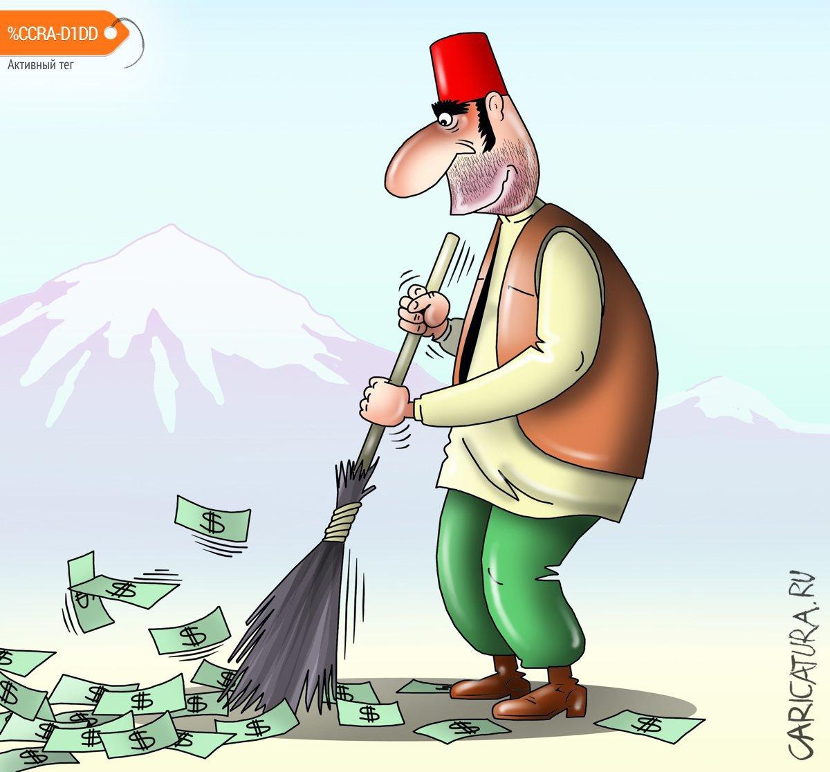 Россия и Турция ушли от доллара, Сергей Корсун