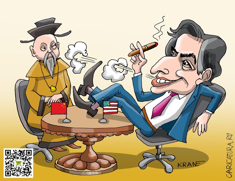 Урок классическои дипломатии, Евгений Кран
