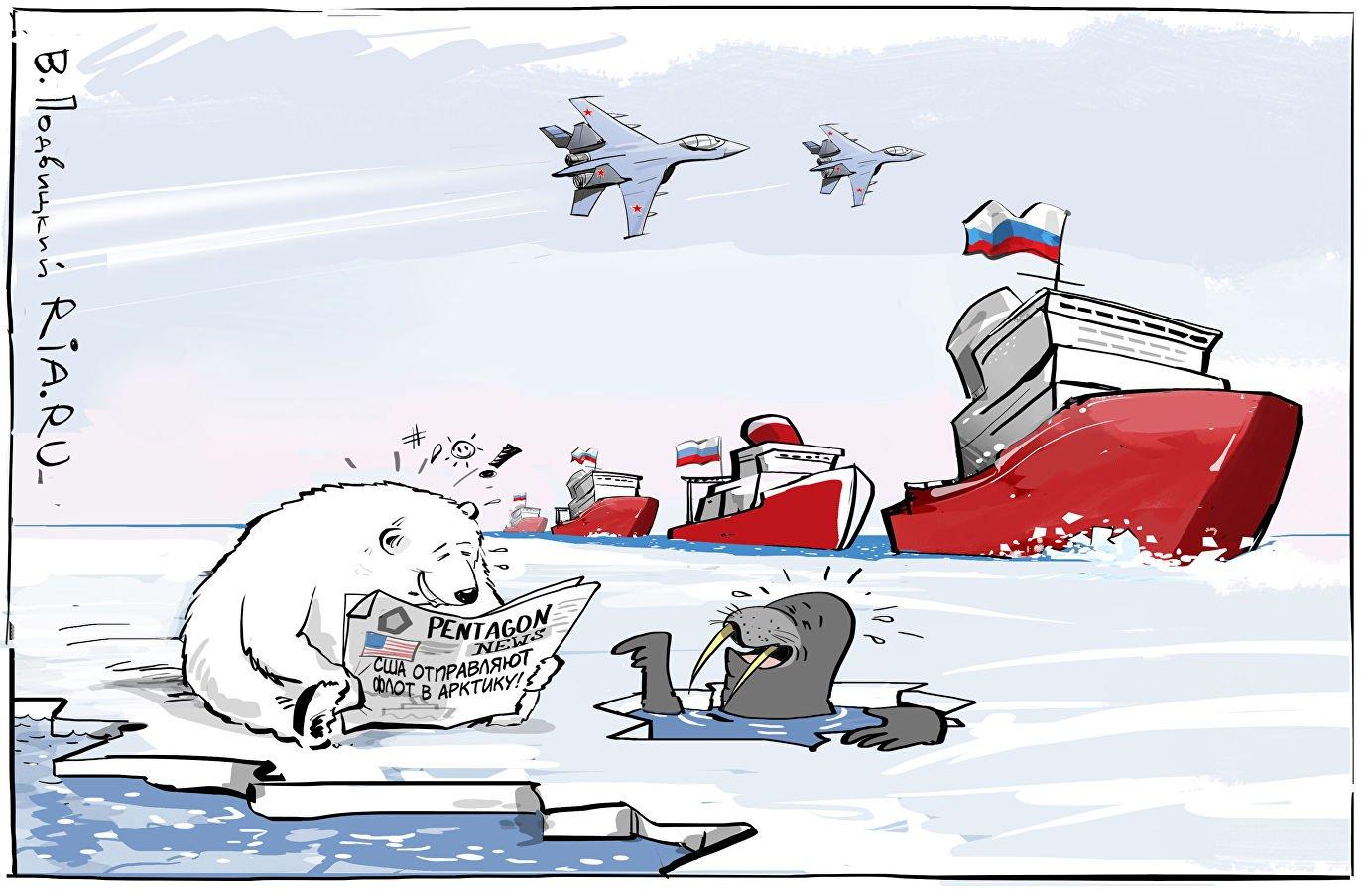 На полюс!, Виталий Подвицкий