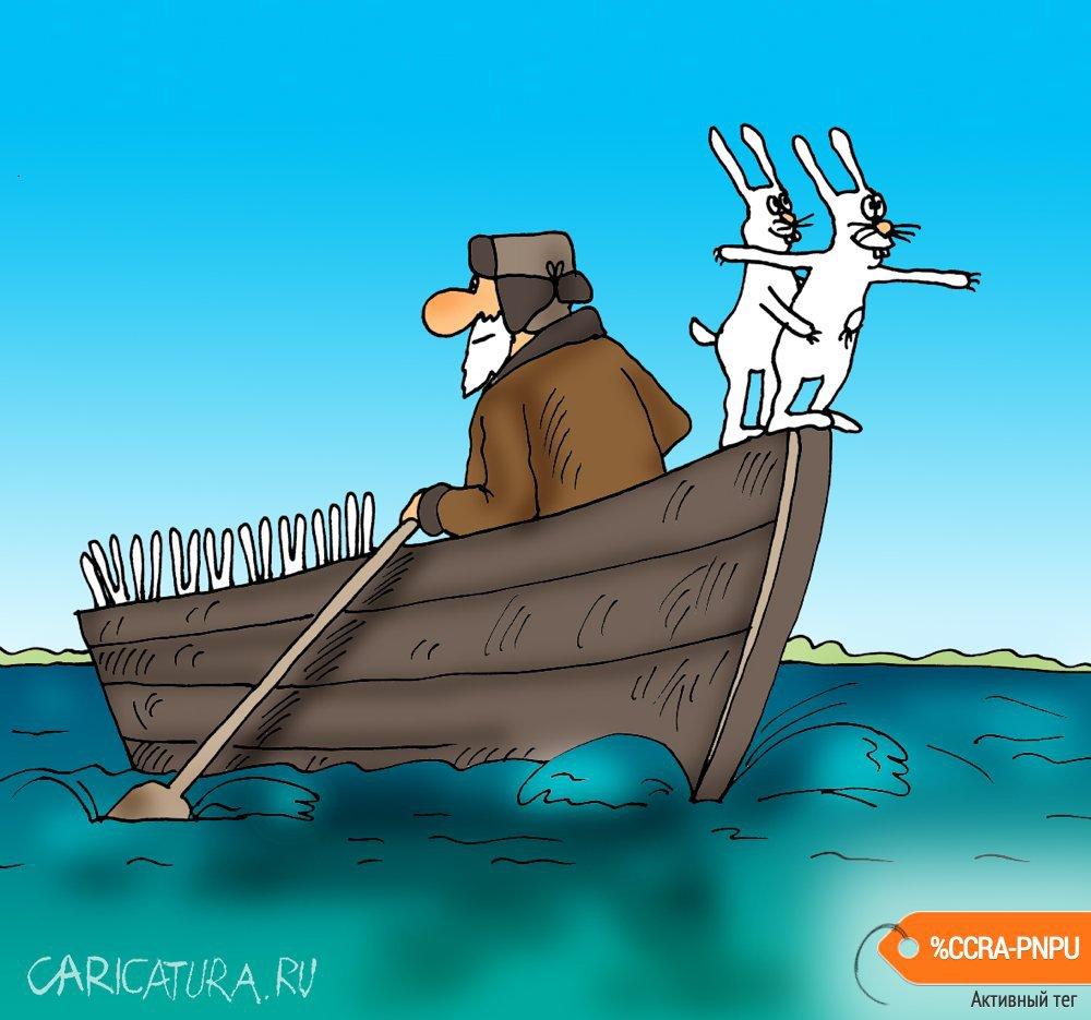 Мазаи и заицы, Алексей Булатов