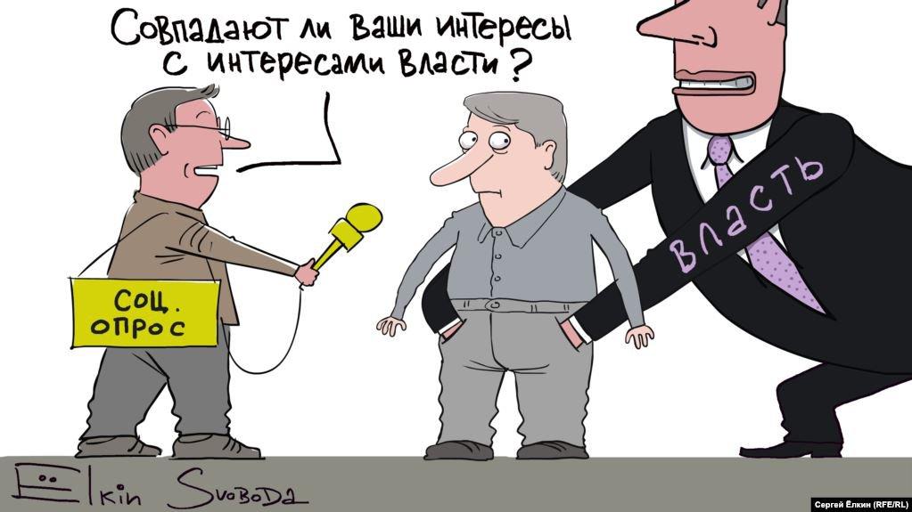 Интересы, Сергей Елкин