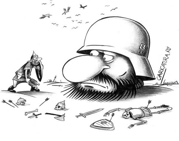 Получи фошыст гранату!, Сергей Корсун