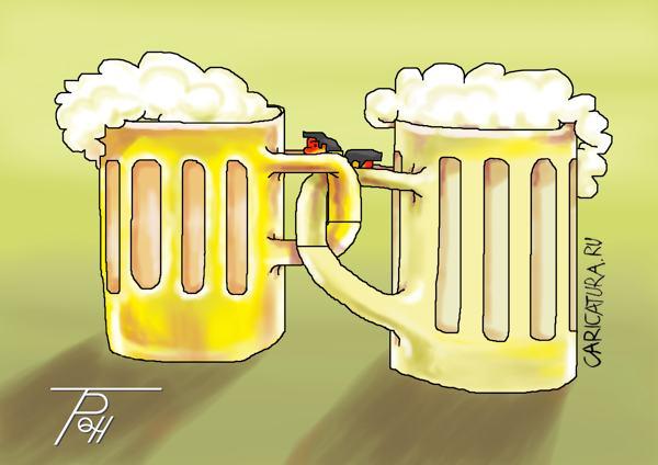 Пиво пенное,  Фам Ван Ты