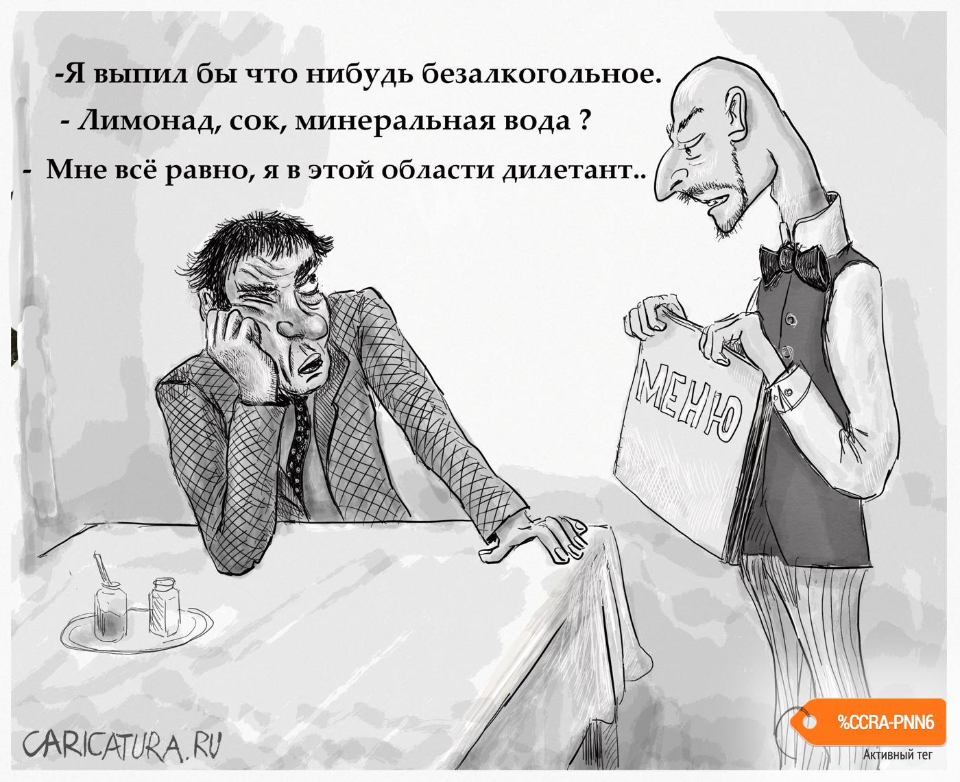 Дилетант, Владимир Силантьев