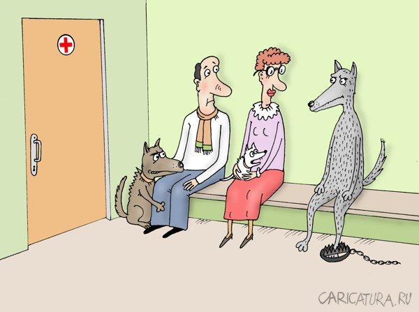 Клинический случай, Валерий Тарасенко