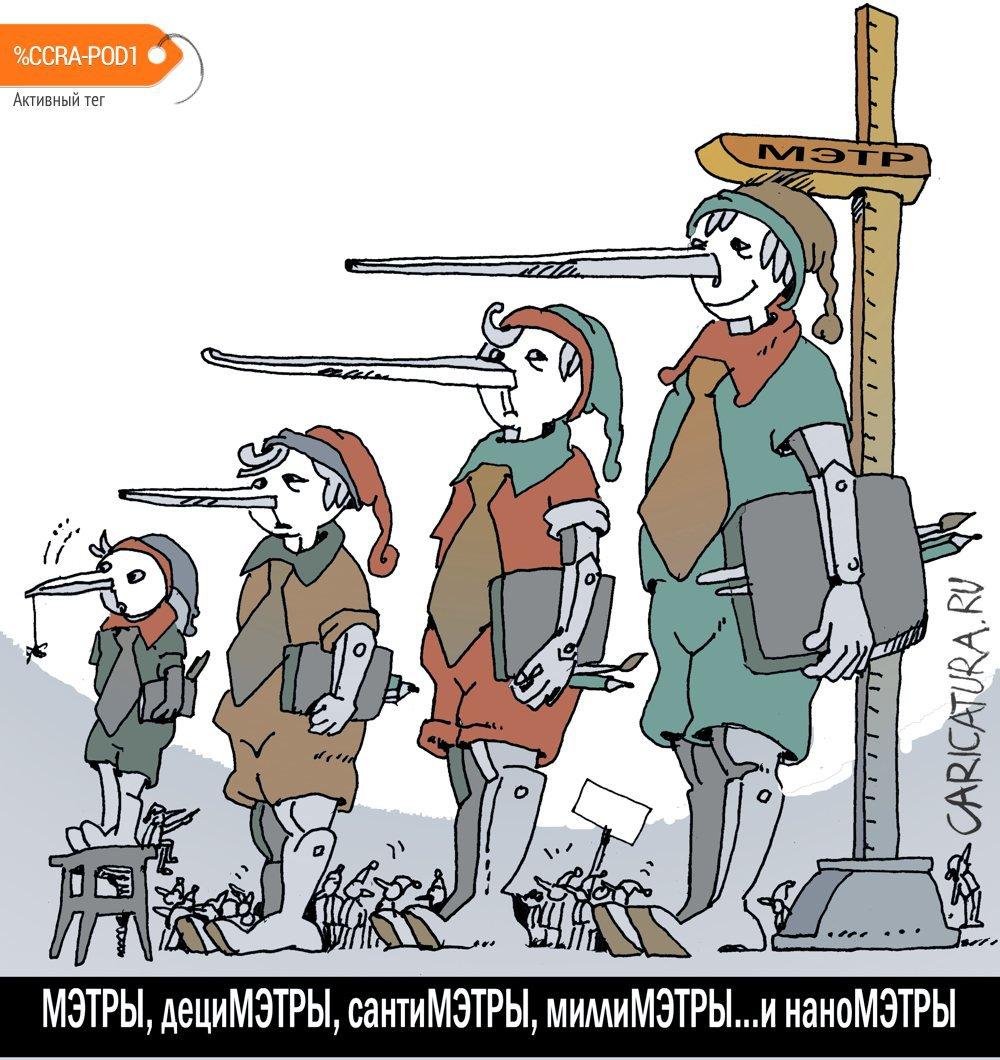 МЭТРЫ и наноМЭТРЫ, Александр Уваров