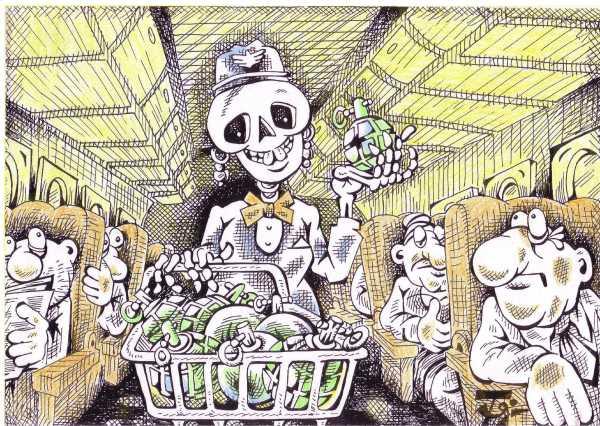 Картинки по запросу Карикатура стюардесса