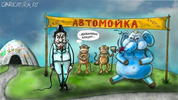 """Данил Михайлов """"Жертвы кризиса"""""""