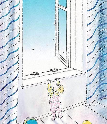 Карикатура «Вся жизнь», Александр Сергеев