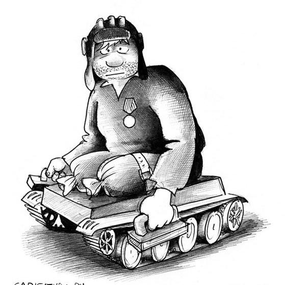 Карикатуры Корсуна