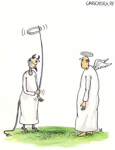 Картинки по запросу ангел карикатура