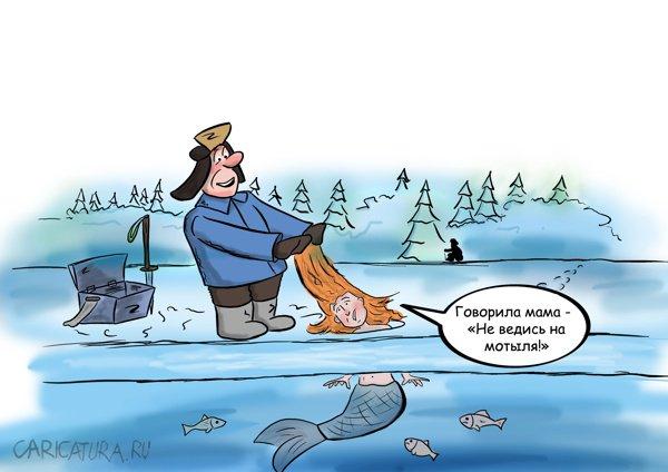 частушки про рыбака про охотника