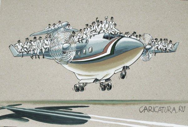 Алексей Шишкарёв «Местные индийские авиалинии»