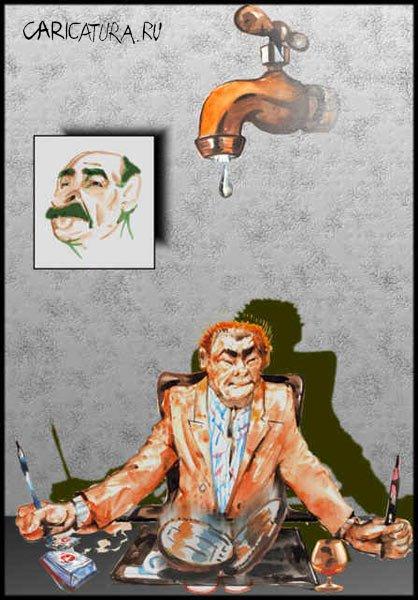 Пушкин карикатура шаржи байкеров