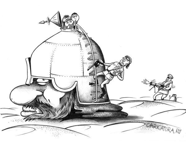 Картинки по запросу карикатура белое солнце пустыни