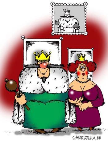 Картинки по запросу Карикатура другой царь