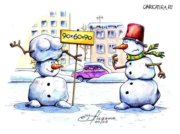 Снеговики - Идеальная фигура