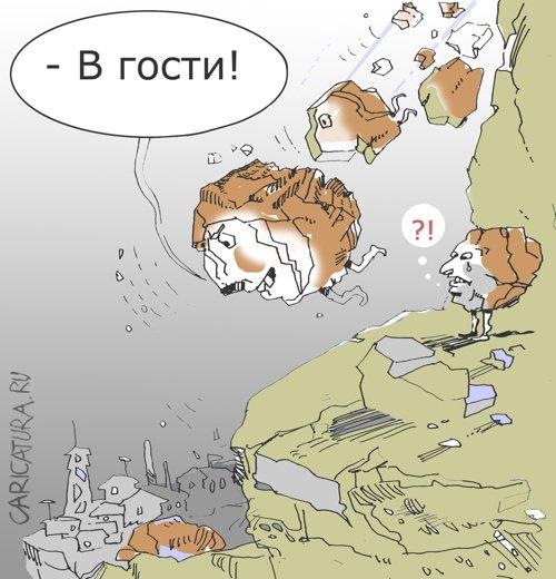 Александр Уваров «В гости!»