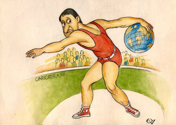 по теме олимпиада 2014 рисунок
