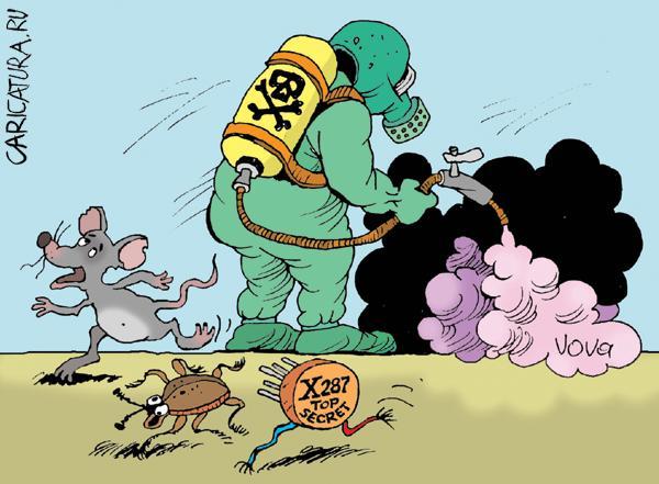 """Компания  """"Комфортный дом """" : Профессиональное выведение клопов, тараканов, муравьев крыс, мышей и прочих насекомых и..."""