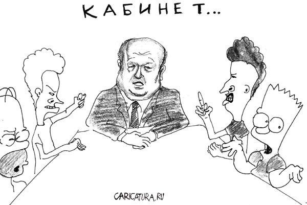 Саакашвили, Турчинов, Гройсман и Мистер Икс